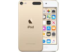 Apple iPod Touch 7 (128GB) Media Player (4.0 inch Multi-Touch) WLAN Bluetooth Camera (Gold)