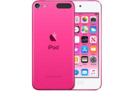 Apple iPod Touch 7 (128GB) Media Player (4.0 inch Multi-Touch) WLAN Bluetooth Camera (Pink)