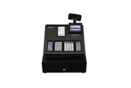 Sharp XE-A207 Cash Register (Black)