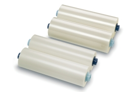 GBC (457mm x 75m) 150 Micron Gloss Laminating Film (Pack of 2 Rolls) for GBC Ultima 65 Laminators