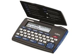 Franklin DMQ-221 Collins Express Dictionary with Thesaurus
