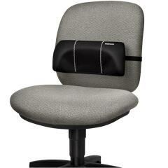 Fellowes Portable Lumbar Back Support Image
