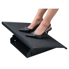 Fellowes Professional Series Heavy Duty Foot Support (Black) Image
