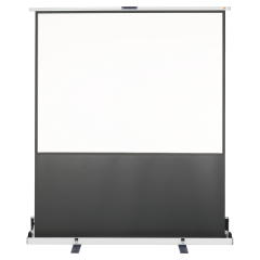 Nobo (1620 x 1220mm) Portable Floorstanding Projection Screen Image