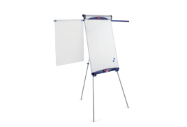 Nobo Classic Tripod Magnetic Flipchart Easel with Extending Arms