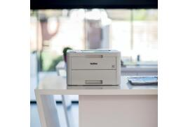 Brother HL-L3210CW (A4)  Colour LED Wireless Printer 256MB 1 Line LCD 18ppm A Grade - Refurbished Machine