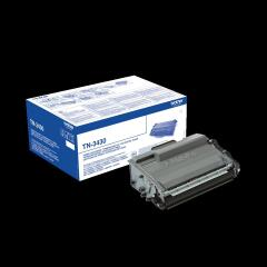 Brother TN-3430 (Yield: 3,000 Pages) Black Toner Cartridge Image