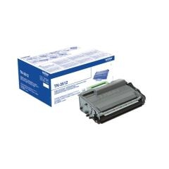 Brother TN-3512 (Yield: 12,000 Pages) Black Toner Cartridge Image