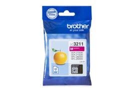 Brother LC3211M (Yield: 200 Pages) Magenta Ink Cartridge