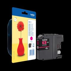 Brother LC-121M Ink cartridge magenta, 300 pages, 4ml Image