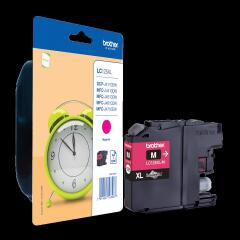 Brother LC-125XLM Ink cartridge magenta, 1.2K pages, 11ml Image