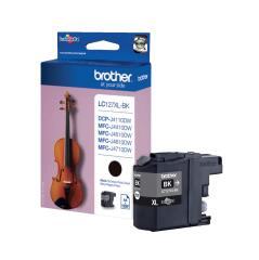 Brother LC-127XLBK Ink cartridge black, 1.2K pages, 9ml Image