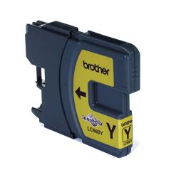 Brother LC980Y Yellow (Yield: 260 Pages) Inkjet Cartridge Image
