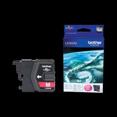 Brother LC985M (Yield: 260 Pages) Magenta Ink Cartridge Image