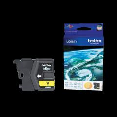 Brother LC985Y (Yield: 260 Pages) Yellow Ink Cartridge Image