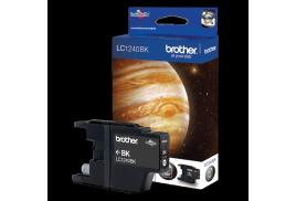 Brother LC1240BK (Yield: 600 Pages) Black Ink Cartridge