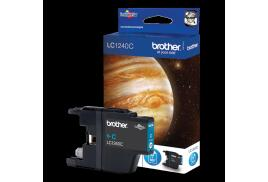 Brother LC1240C (Yield: 600 Pages) Cyan Ink Cartridge