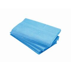 5 Star Facilities (610x360mm) Large All Purpose Cloths (Blue) Pack of 50 Image