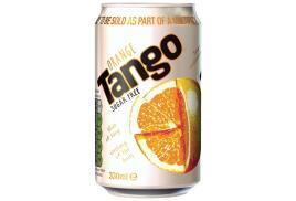 Tango Diet Soft Drink Can 330ml