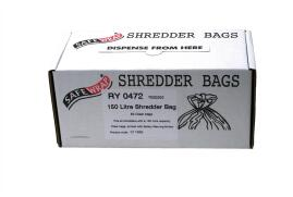 Robinson Young Safewrap Shredder Bags 150 Litre [Pack of 50]