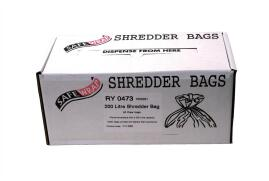 Robinson Young Safewrap Shredder Bags 200 Litre [Pack of 50]