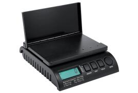 ABCON Scales and Balances POSTSHIP Multi Purpose Scale 2g-Increments 16Kg-Capacity (Black)