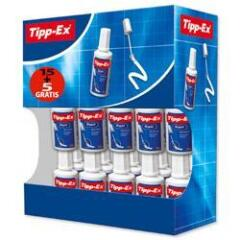 Tipp-Ex Tipp-ex Rapid Correction Fluid Value Pack of 20 Image