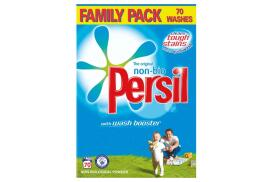 Persil (4.9kg) Non Biological Washing Powder 70 Wash Pack