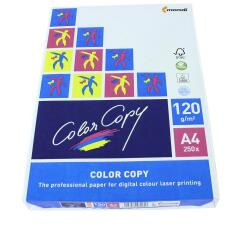 Color Copy (A4) 120g/m2 FSC Certified Paper Ream (White) Pack of 250 Sheets Image