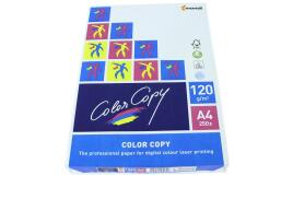 Color Copy (A4) 120g/m2 FSC Certified Paper Ream (White) Pack of 250 Sheets