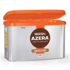 Nescafe Azera (500g) Barista Style Instant Americano Coffee in a Resealable Tin Image