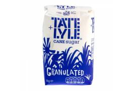 Tate And Lyle Tate & Lyle (1kg) Granulated Pure Cane Sugar Bag