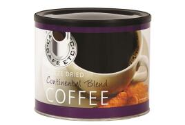 Cafe Etc (500g) Continental Blend Coffee Freeze-Dried Tin