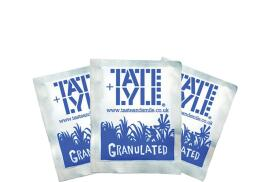 Tate And Lyle Tate & Lyle White Granulated Sugar Sachets (Pack of 1000)