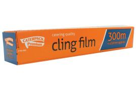 Caterpack (450mmx300m) Cling Film Antibacterial