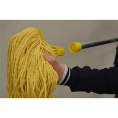 SYR Scot Young Research Freedom Interchange Mop Handle (Yellow) Ref 883751 Image