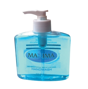 Unbranded Economy Handwash (250ml) Unperfumed Anti-bacterial.