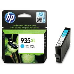 HP 935XL (Yield: 825 Pages) Cyan Ink Cartridge Image