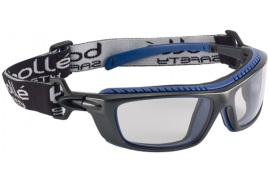 Bolle Safety Bolle Baxter BAXPSI Safety Glasses (Clear) with Platinum Coating