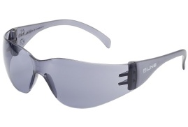 Bolle Safety Bolle B-Line BL10CF Safety Glasses (Smoke) with PC Frame
