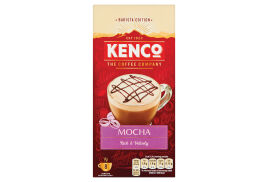 Kenco Mocha Instant Coffee Sachet (Pack of 8)