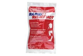 Rapid Aid Rapid Relief (5 x 8 inch) Large Instant Hot Pack
