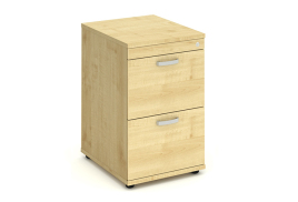 Trexus (500mm) Filing Cabinet (Maple)