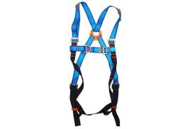 Tractel HT22 Safety Harness (Blue/Black)