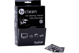 Bolle Safety Bolle B-Clean B100 Cleaning Tissues (Pack of 100)