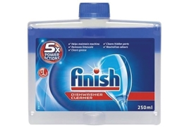 Finish (250ml) Dishwasher Cleaner