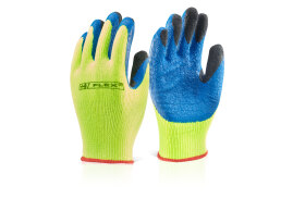 BFlex (XLarge) Thermo-Star Gloves (Saturn Yellow)
