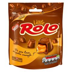 Nestle Rolo (103g) Sharing Pouch Milk Chocolate with Caramel Filling Image