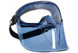 Bolle Safety Bolle Blast BLV Face Mask (Blue) for Blast Safety Goggles
