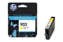 HP 903 (Yield: 315 Pages) Yellow Ink Cartridge
